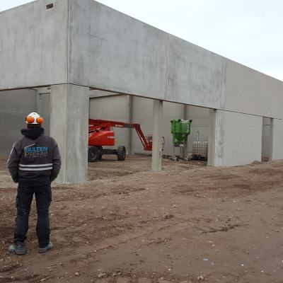 Nieuwbouw Loxam Rotterdam afb