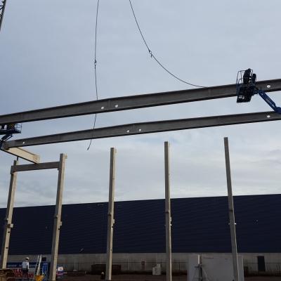 Nieuwbouw Prefab beton  Borchwerf II Roosendaal afb